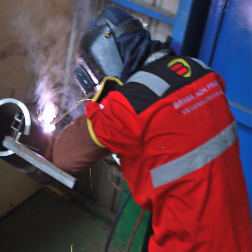 manpower supply welder