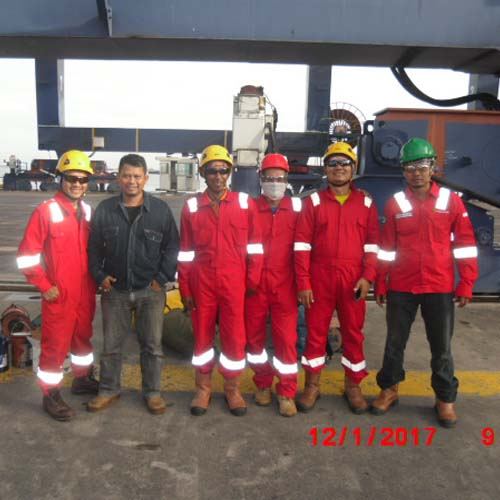 rope access service indonesia